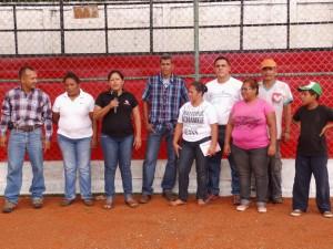 El Consejo Comunal Don Tomás López y la Escuela de Béisbol Menor de Copa Redonda lograron la rehabilitación del estadio Julio Moro.