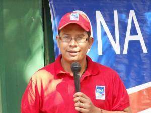 Roberto Casares, director de la ONA Yaracuy.