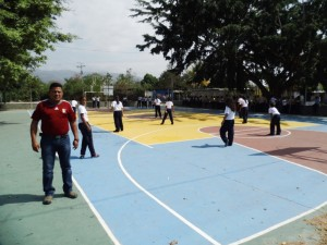 En las instituciones educativas de Páez se realizan actividades con total normalidad, dijo Jiménez