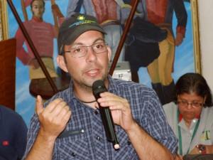 Ángel Pino, director MPPAT del Edo. Yaracuy.