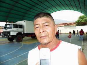 Argenis Oviedo, del sector Alexis Olmos