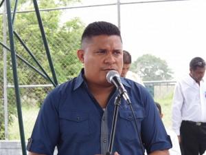 Prof. Víctor Giménez, jefe escolar del Municipio Páez