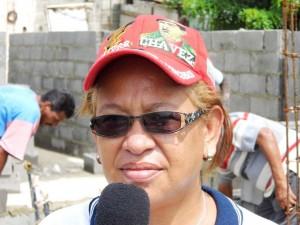 Abog. Verónica Suárez, coordinadora de vivienda y hábitat de la Alcaldía de Páez