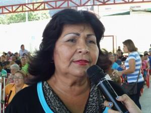 Haydee Huérfano presidenta del IAPESEY
