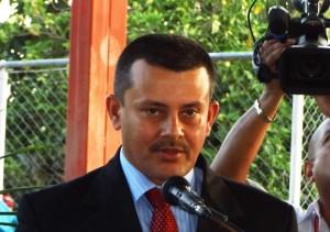 TSU Humberto Silva, orador de orden