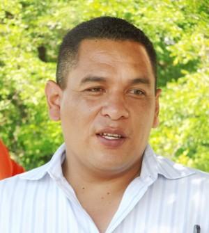 Ing. Carlos Puerta, Alcalde del Municipio Páez