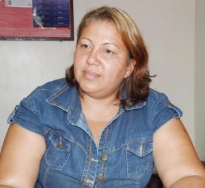 Abog. Zuleyma Ramírez, directora del registro civil del Municipio Páez