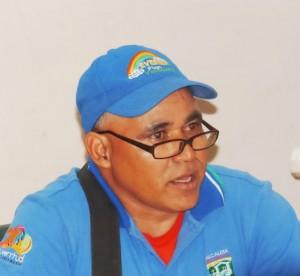 Abog. Iván Escalona, coordinador atención al ciudadano de la Alcaldía de Páez.
