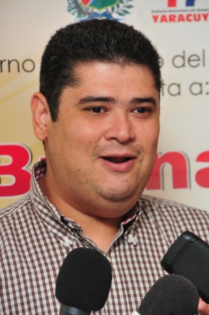 José Rafael Naranjo, presidente del instituto regional de Cultura